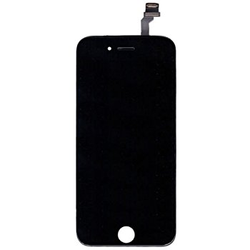 iPhone 6 Plus LCD Assembly Black - Kompatibel