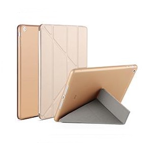 iPad Ultra Slim Smart Case Cover 2017/2018 Gold