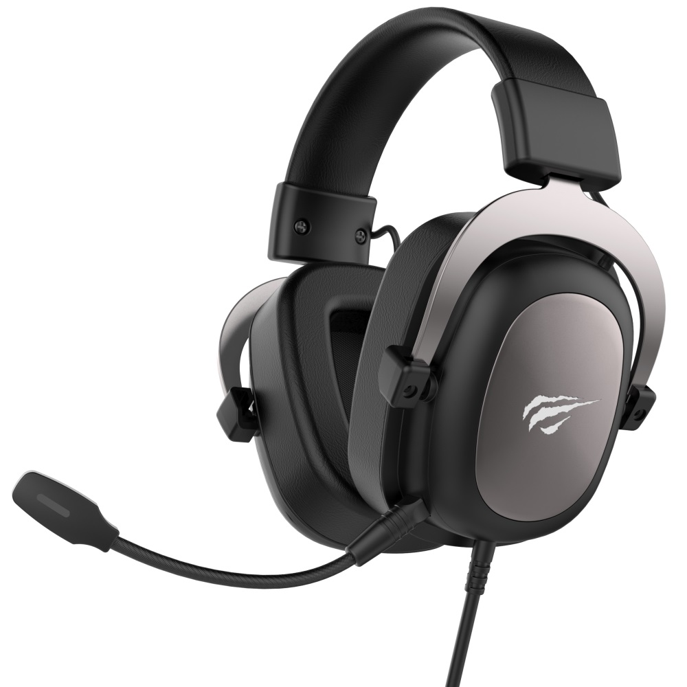 Havit GAMENOTE HV-H2002U Kabling Sort Headset