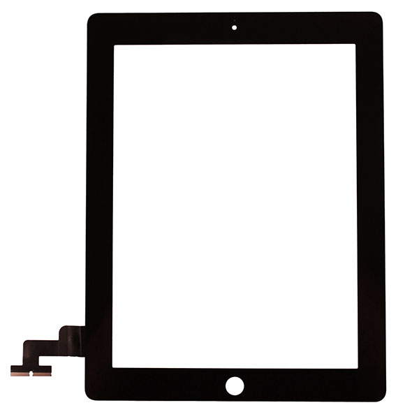 iPad 2 Touchscreen assembly black