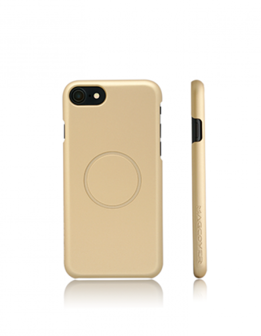 MagCover Case for iPhone 7 Champagne (new)