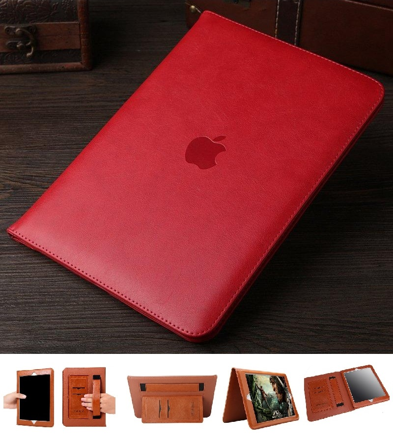 iPad Mini 1 2 3 Full Protection cover PU Leather