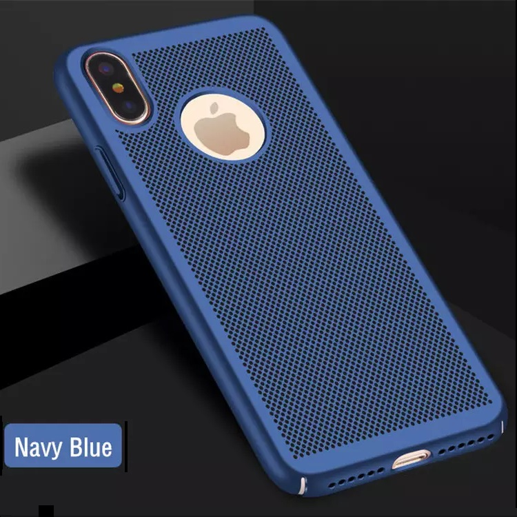 iPhone X Heat Dissipation Cover Blue