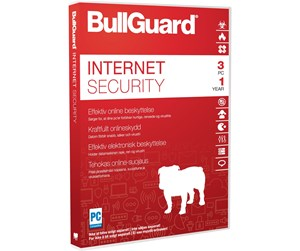 BullGuard Internet Security 2017-1YR/3 Devi.MDL ESD only Key