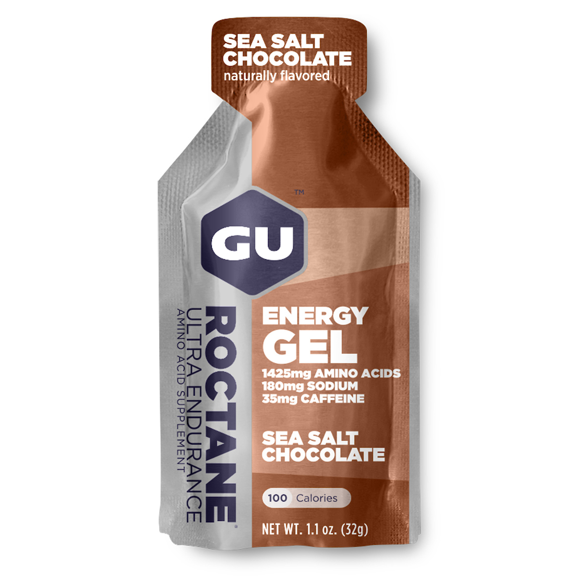 NPEU Sea Salt Choc, Roc Gel, 24 Pkt Ctn