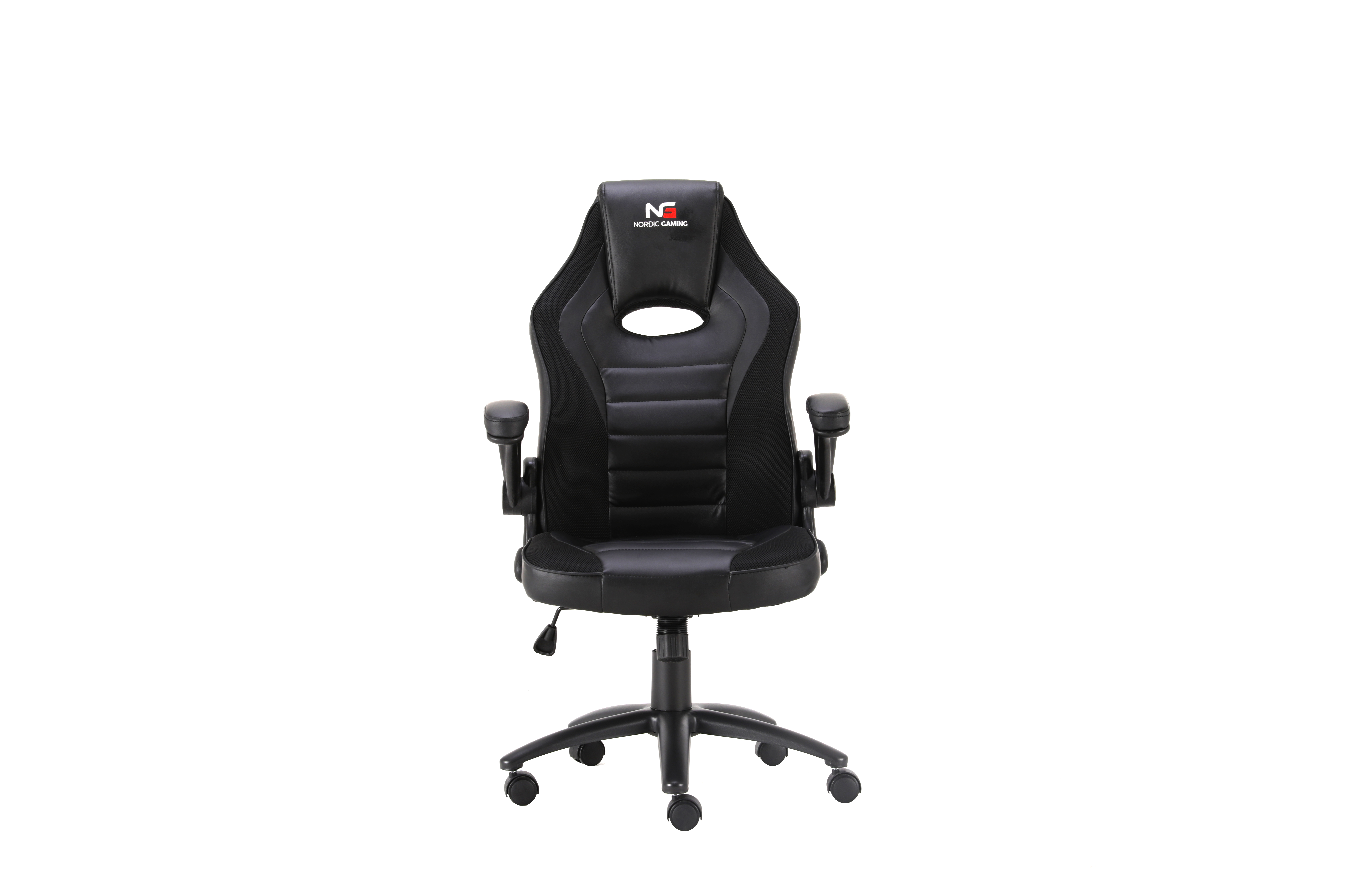 Nordic Gaming Charger V2 Gaming Chair Black