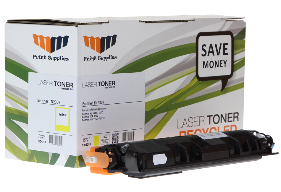 MMPS Yellow Laser Toner (TN230Y)