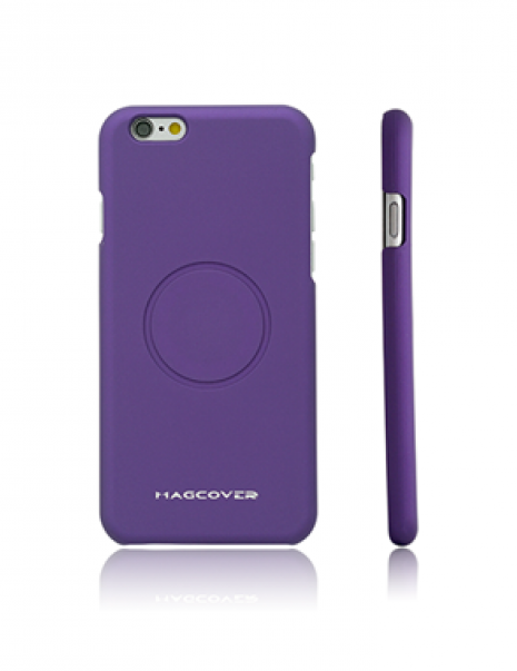 MagCover Case for iphone 6/6s purple (new)