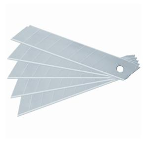 Replacement blades for allround knifes - 10 pcs. set - 18 mm