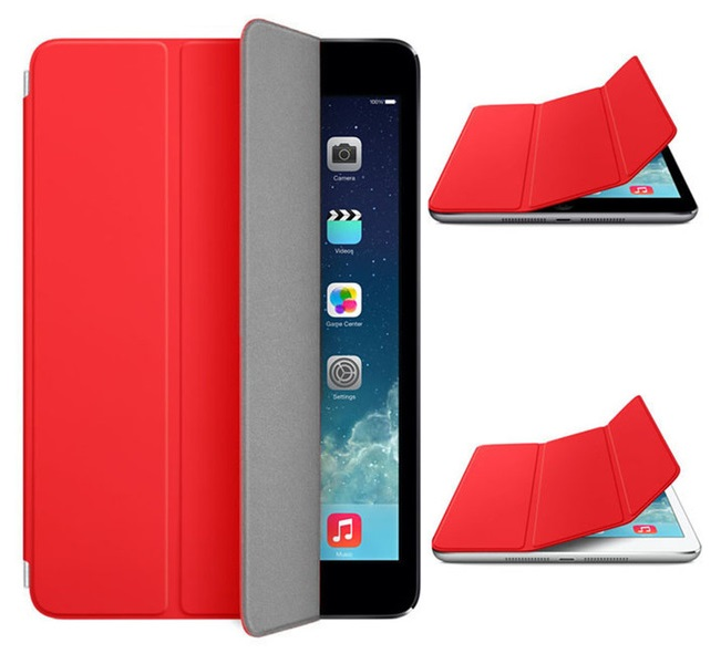 iPad Smart Cover Magnetic Red 2017/2018