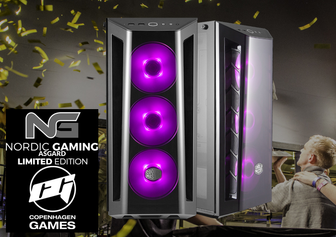Nordic Gaming Asgaard Esport 2019 i5 MB520 RGB