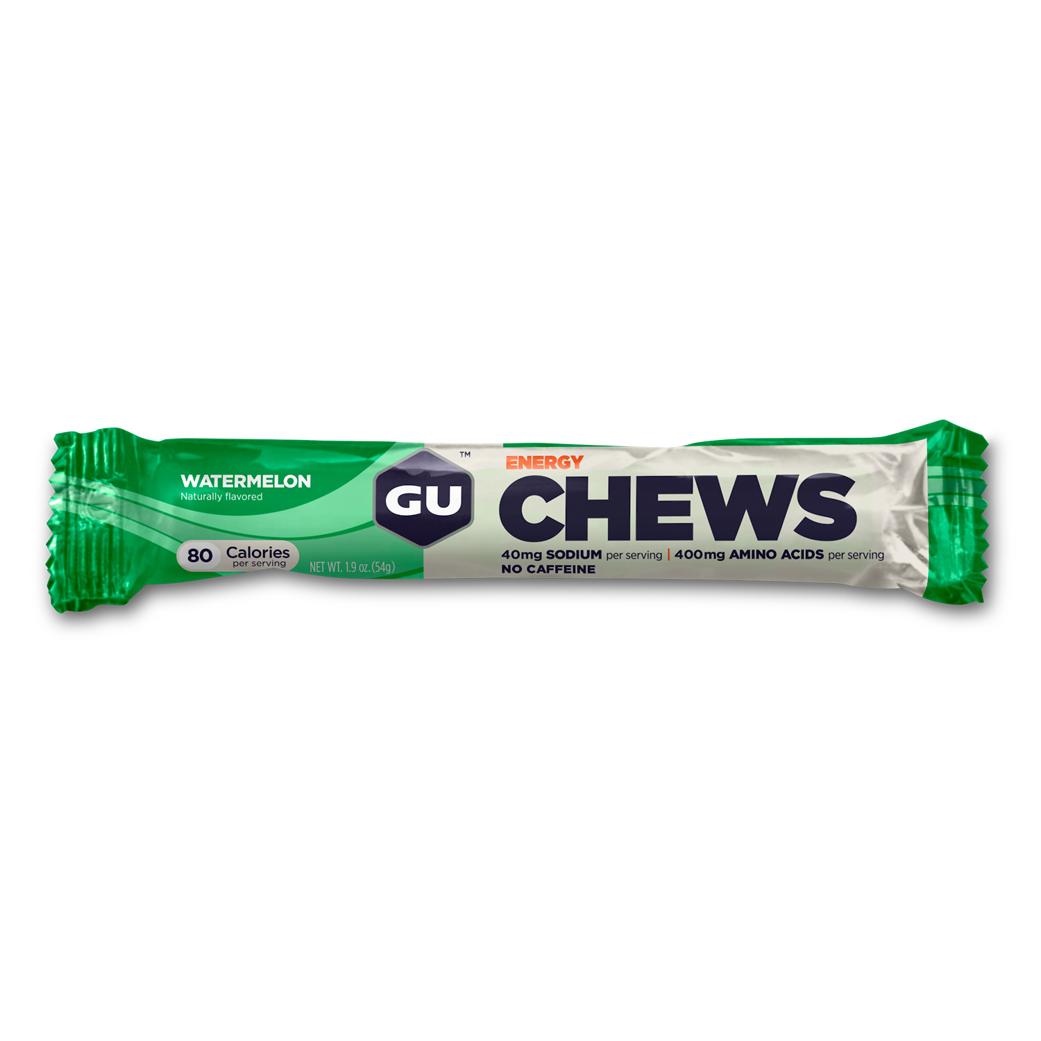 Watermelon, Chews, 18 Pkt Box (Double serve)
