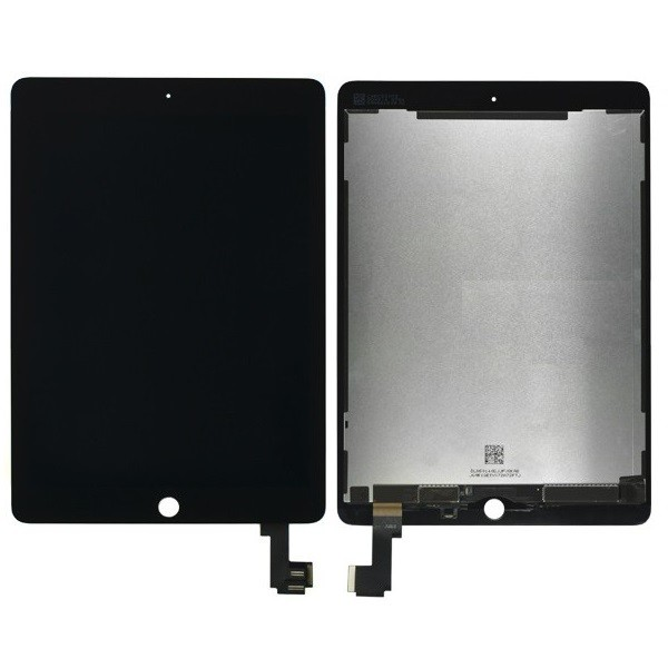 iPad air 2 Touchscreen/LCD assembly SW Black
