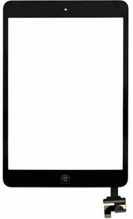 iPad mini 3 Touch screen assembly black
