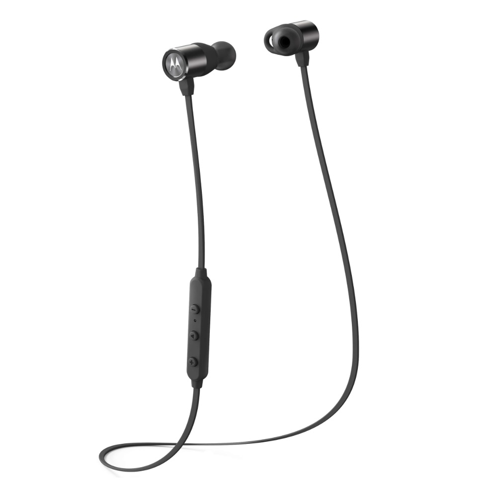 Motorola Hovedtelefon In-Ear Verveloop 200 Wireless Sort