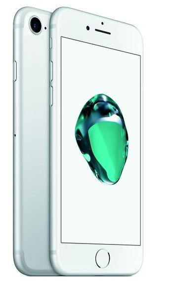 Apple iPhone 7 4.7' 128GB 4G Sølv